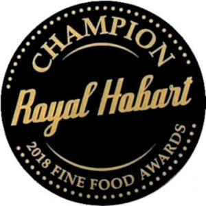 Wild Pepper Isle Champion Award