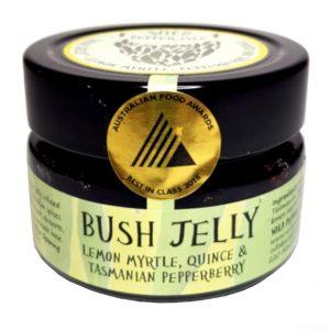 Bush Jelly jar