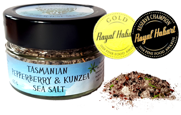 pepperberry kunzea sea salt