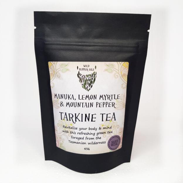 Tarkine tea