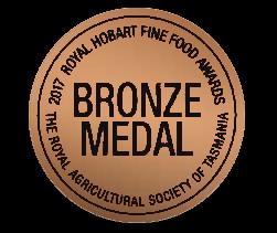 Wild Pepper Isle fine food awards bronze
