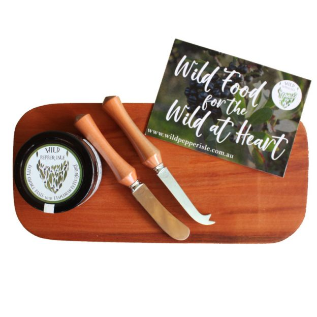 Small myrtle cheese board