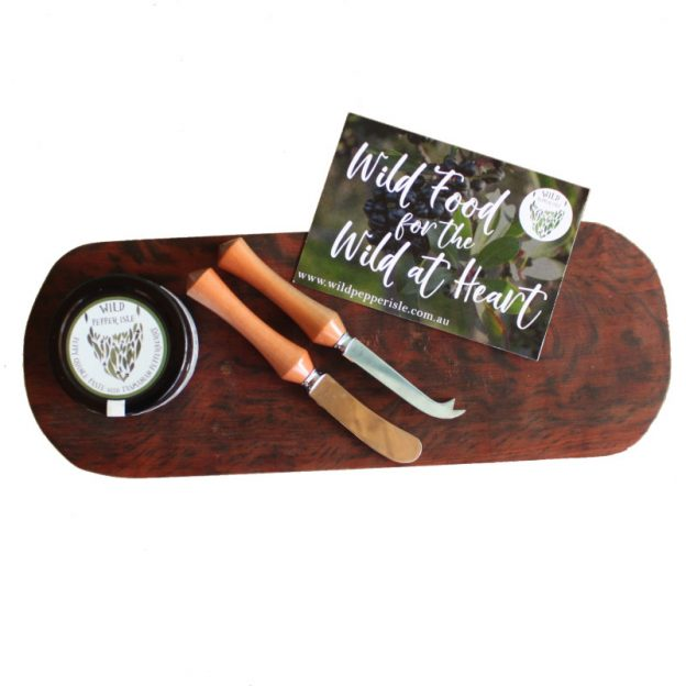 Large myrtle cheese board
