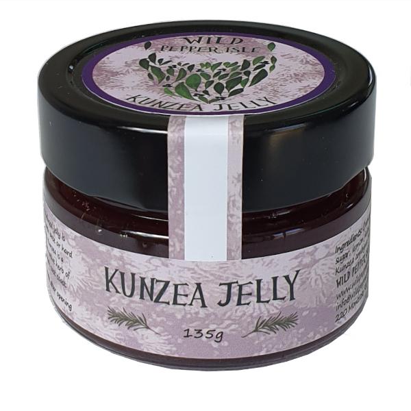 Kunzea Jelly in jar